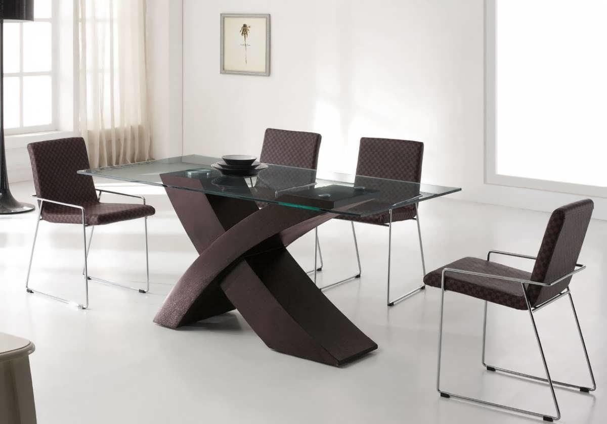 Dining Room Trendy Contemporary Chairs