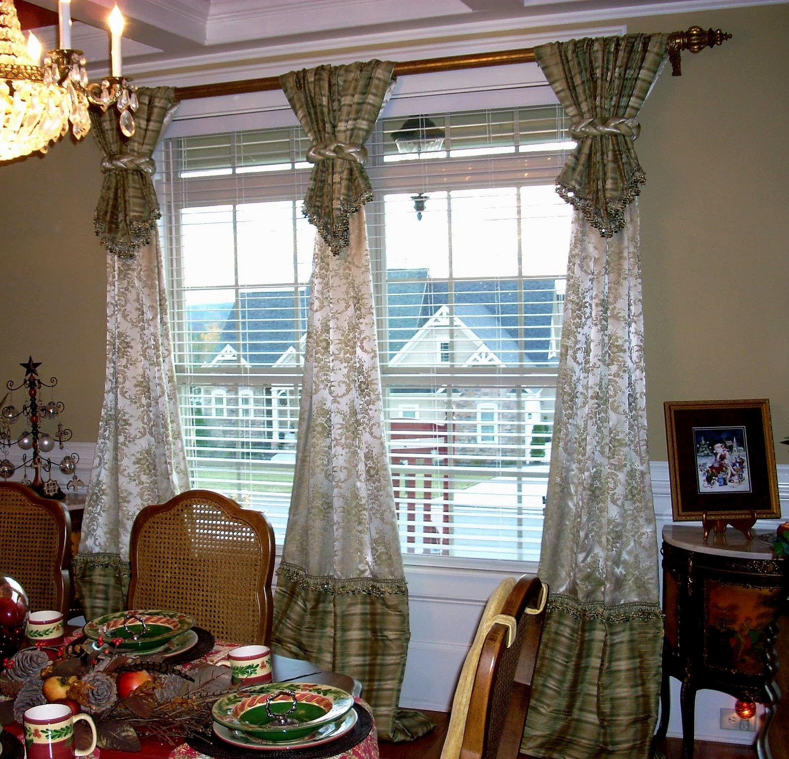 Dining Room Window Treatment Ideas Home Design