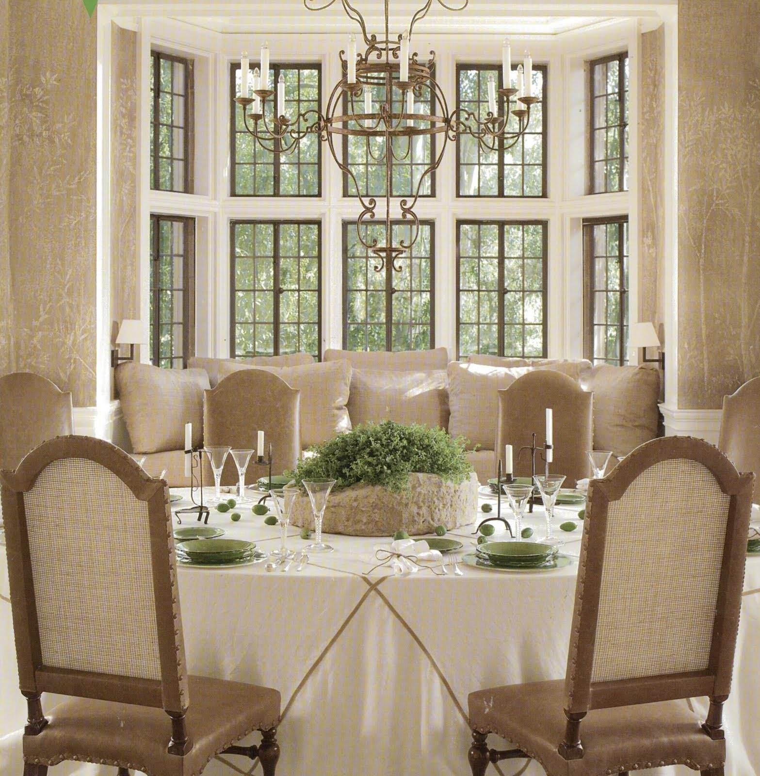 Dining Room Window Treatments Ideas Large Beautiful