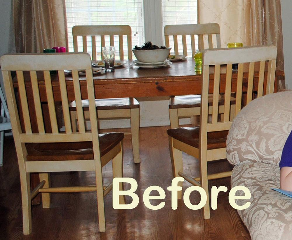 Dining Table Best Sample Guide Refinish