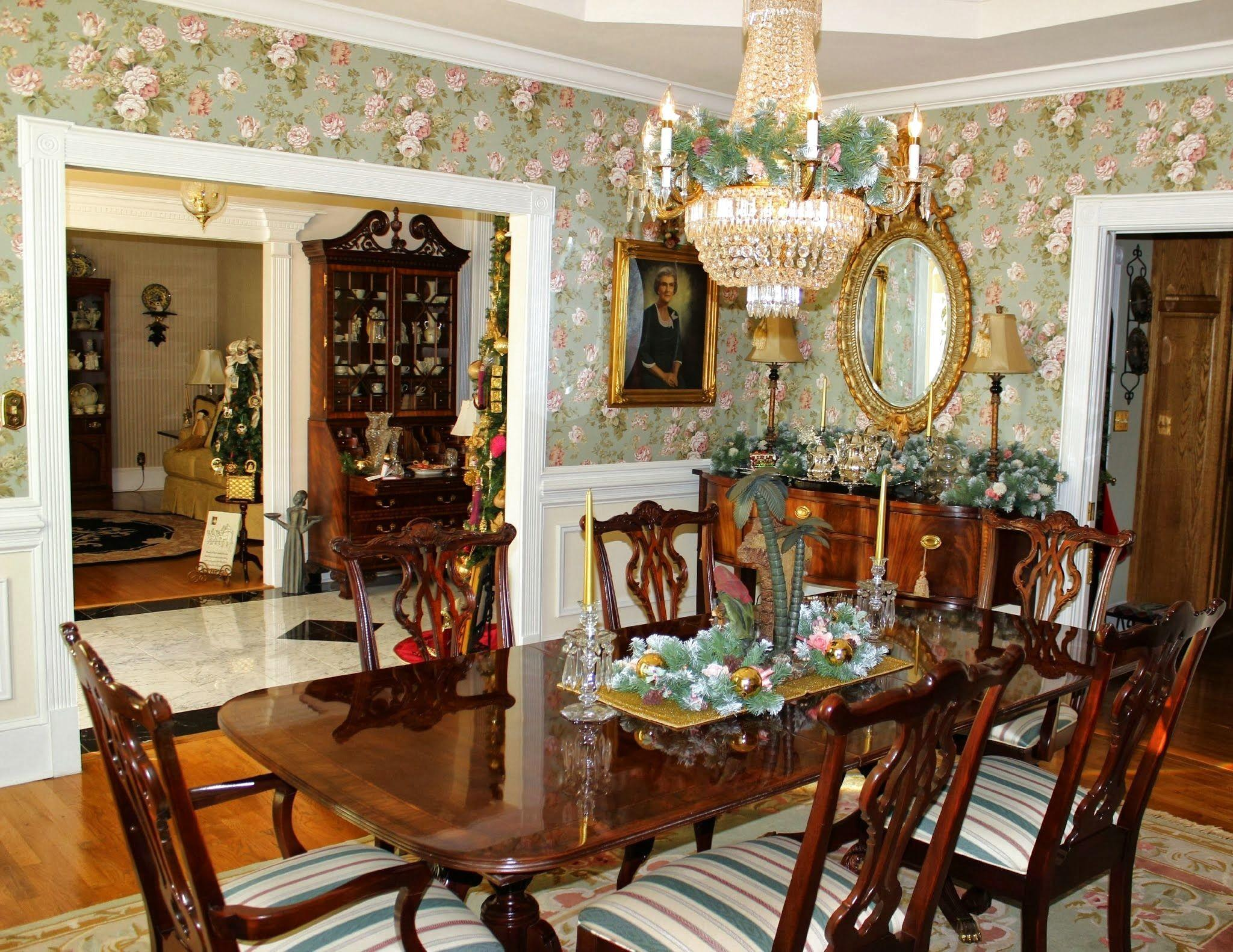 Dining Table Decor Home Design Best Formal Room Clipgoo
