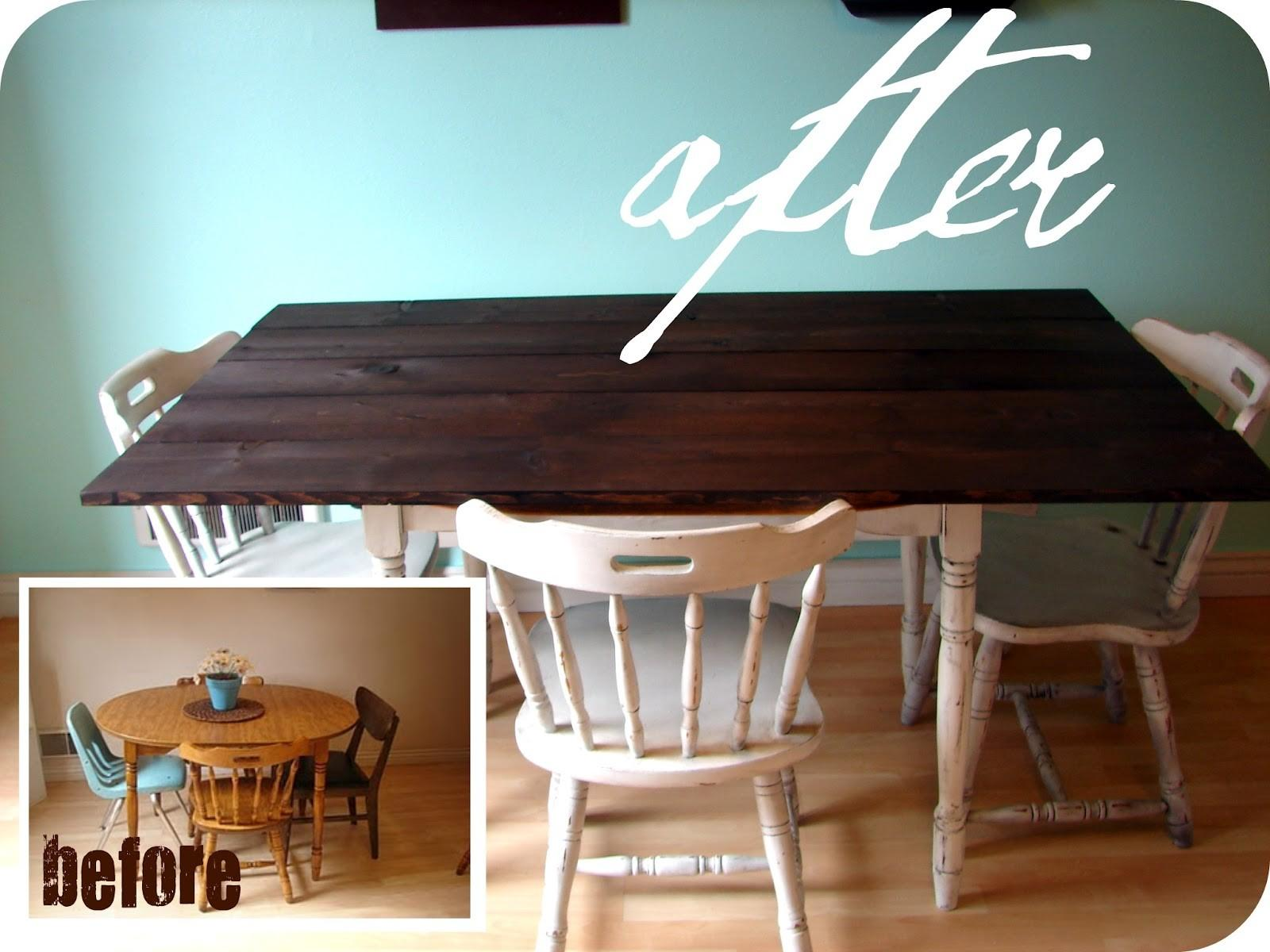 Dining Table Think Crafty