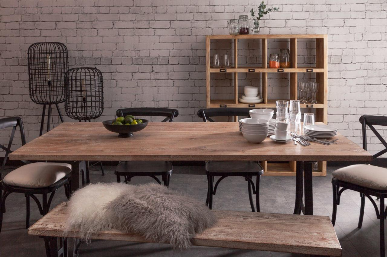 Dining Tables Industrial Style Furniture Oli Grace