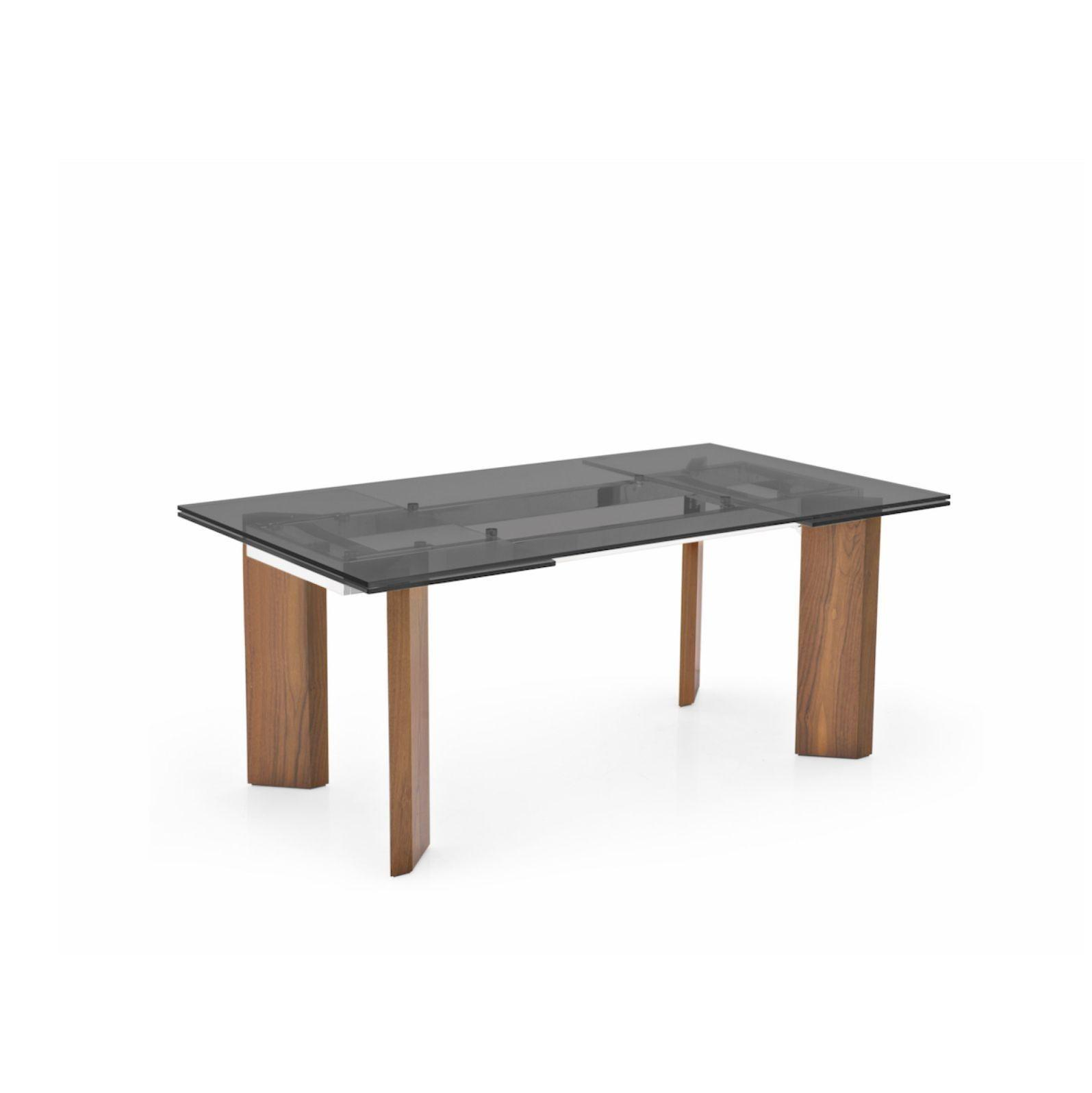 Dining Tables Modern Square Table Expandable
