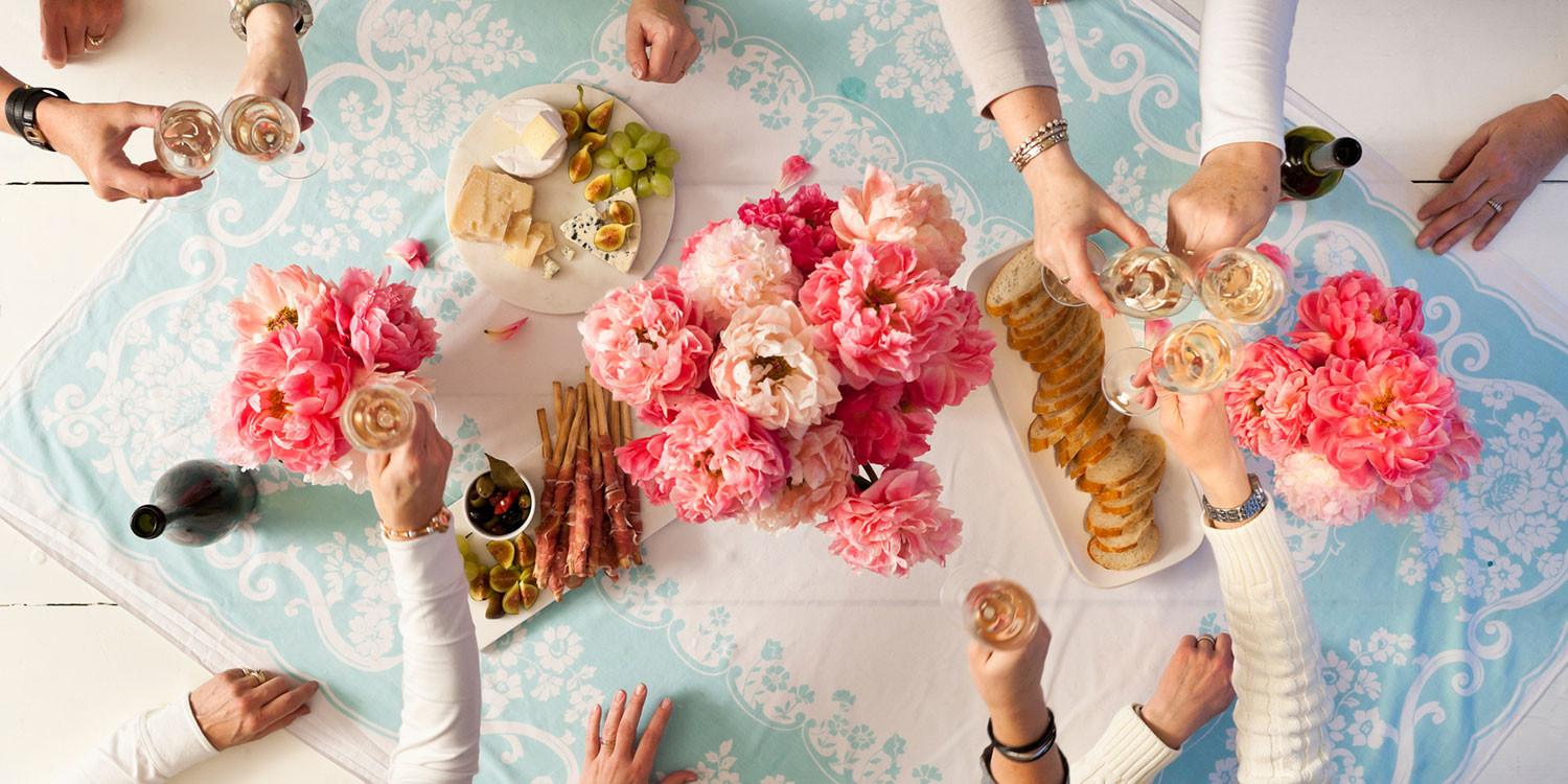 Dinner Party Themes Your Guests Love Pick Theme