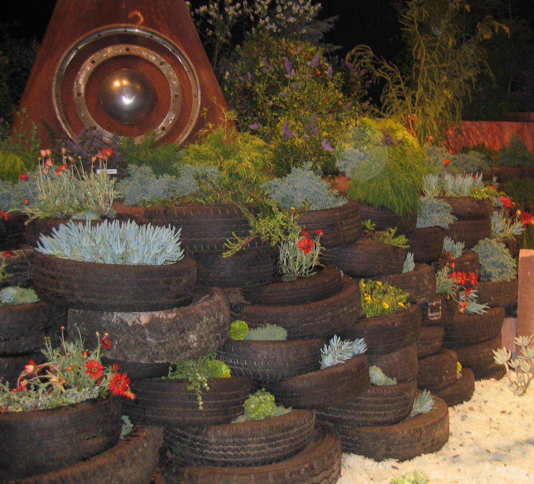 Dirt Raised Garden Beds Mining Urban Waste