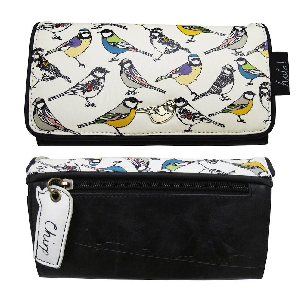 Disaster Designs Hola Bird Printed Ladies Wallet
