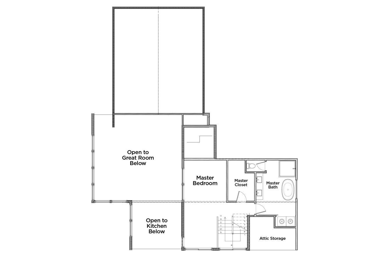 Discover Floor Plan Dream Home 2018