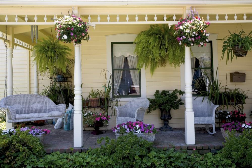 Discover Stunning Front Porch Ideas Serenity Secret Garden