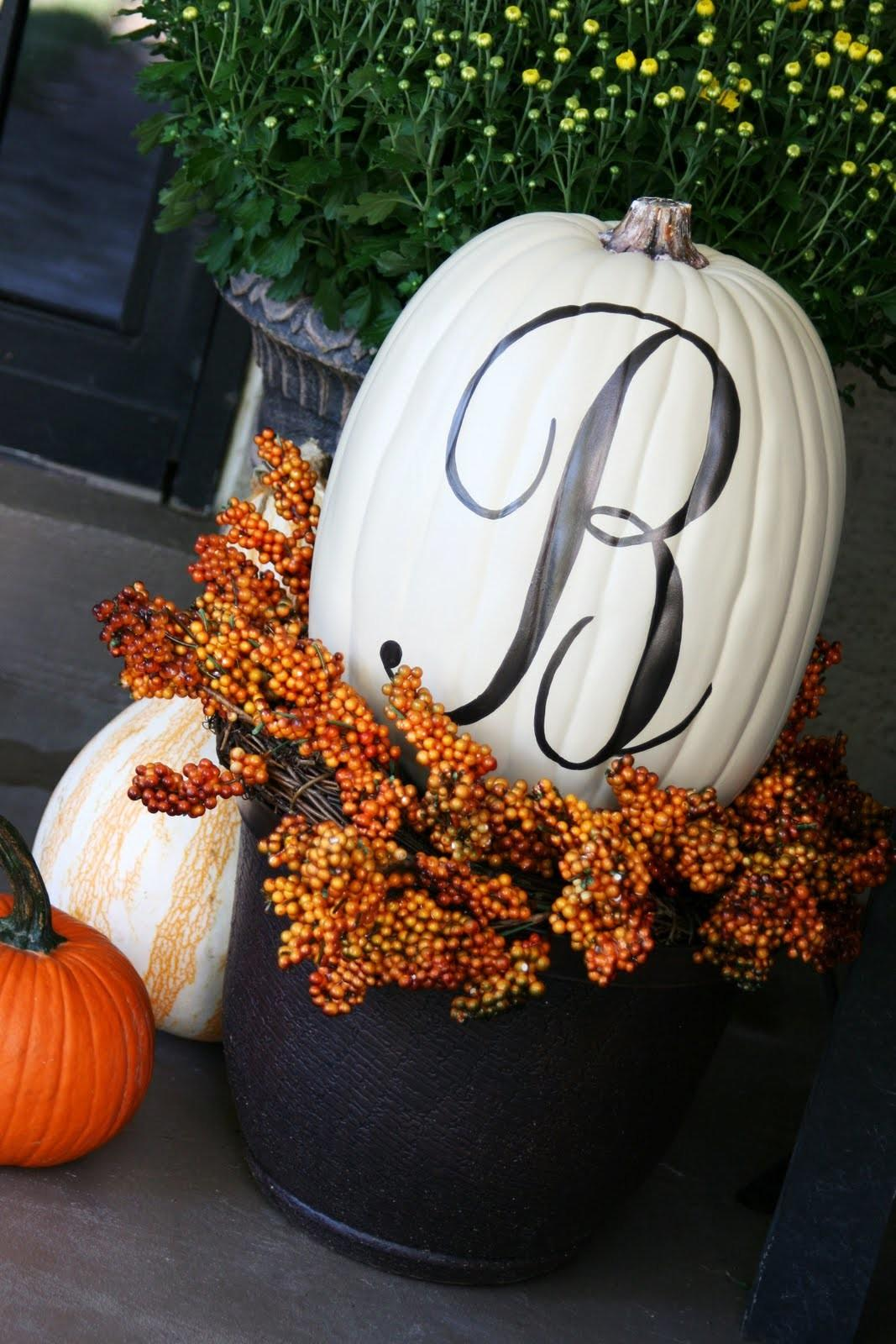 Dishfunctional Designs Decorating Unusual Pumpkins