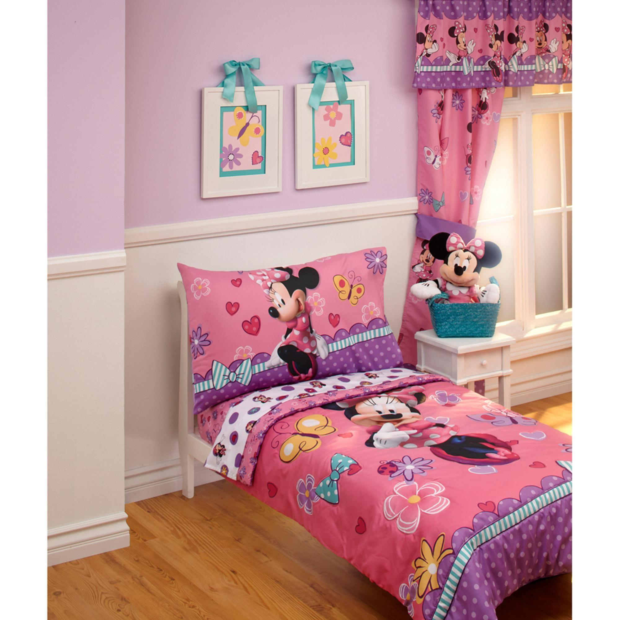 Disney Baby Toddler Girls Bedroom Minnie Mouse