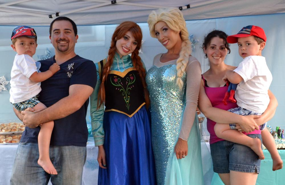 Disney Frozen Birthday Party Ideas