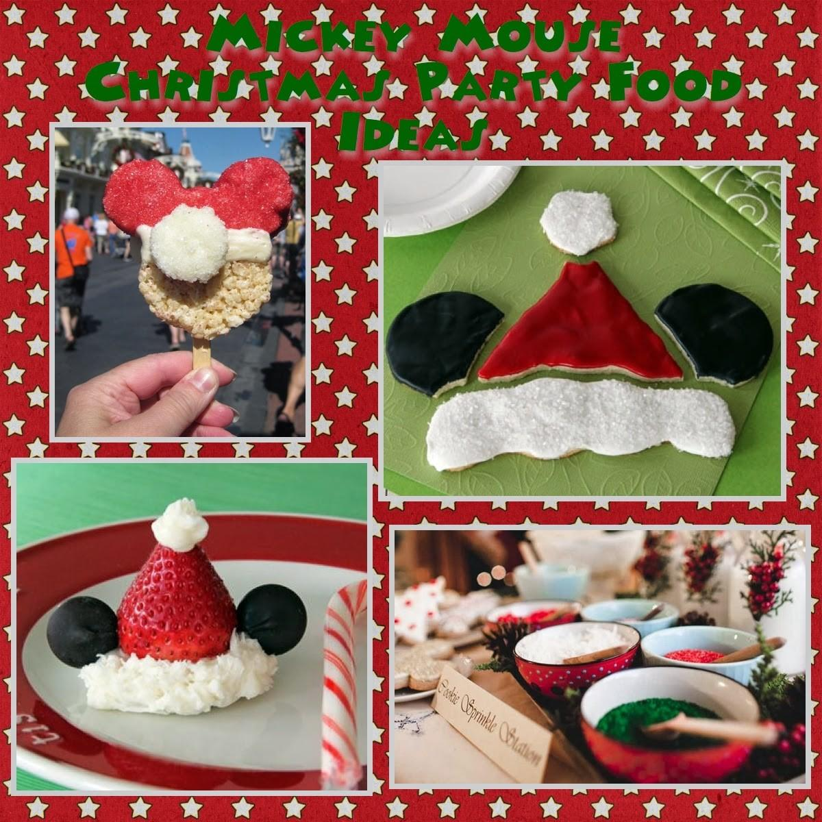 Disney Mom Thoughts Mickey Mouse Christmas Party