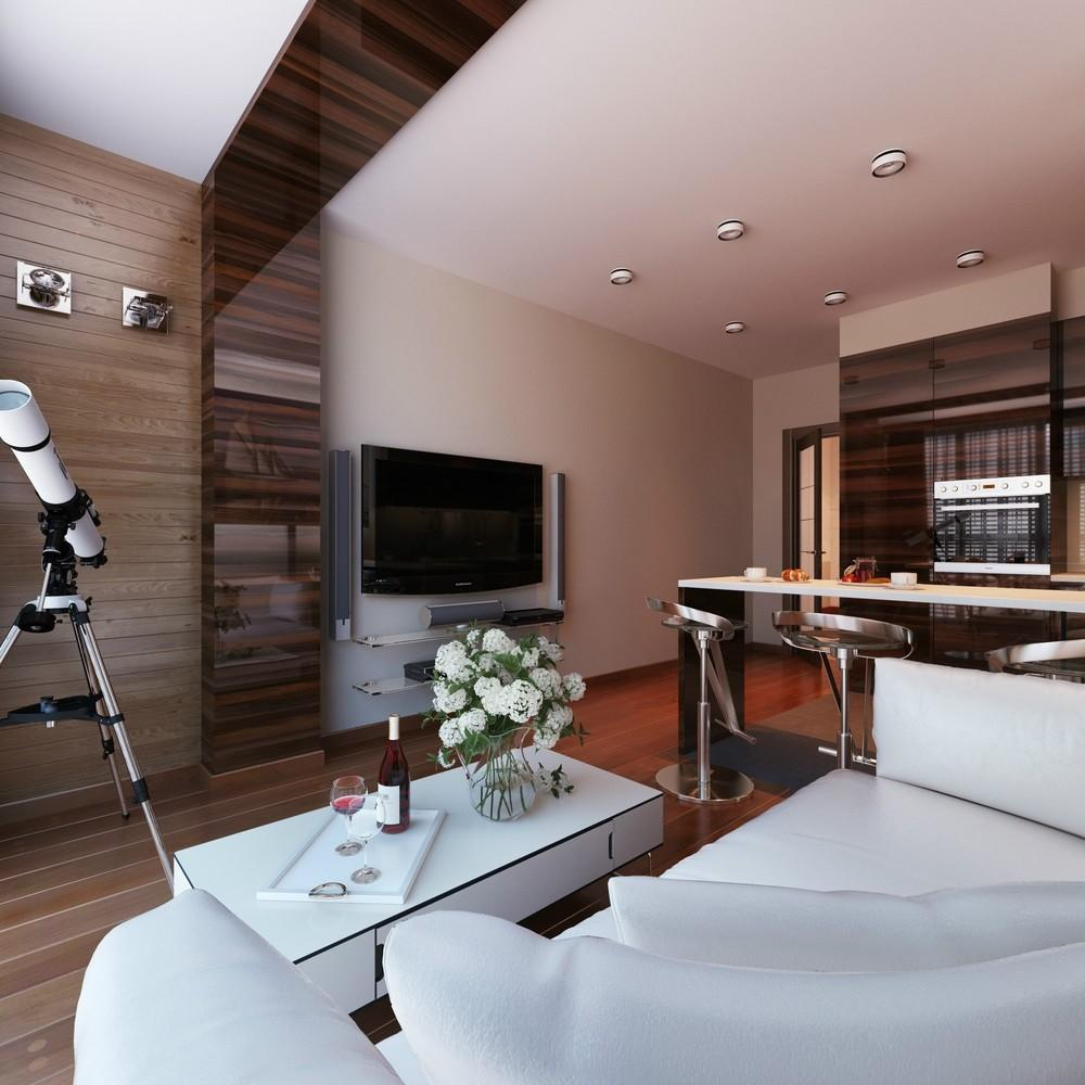 Distinctly Themed Apartments Under 800 Square Feet