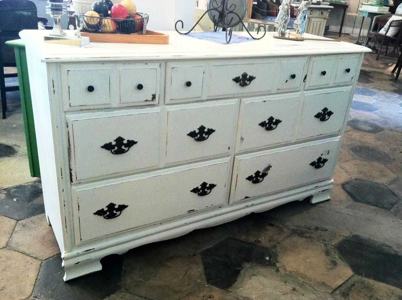 Distressed Dresser Tutorial All Home Ideas Decor