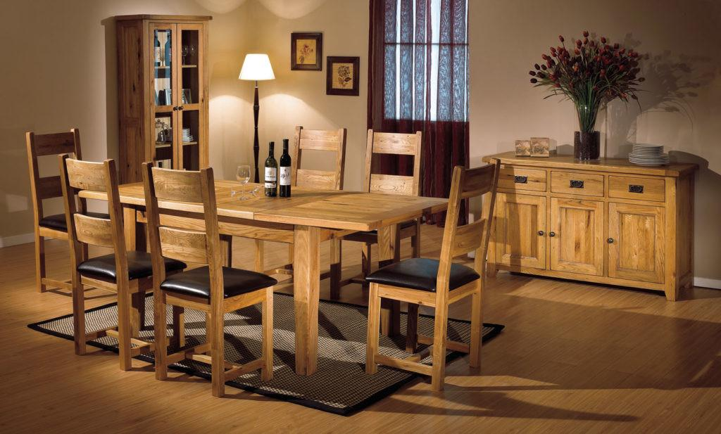 Divine Beautiful Oak Dining Room Table Sets Small