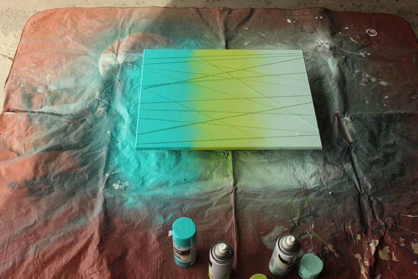 Diy Abstract Art Quick Customized Modern Artwork