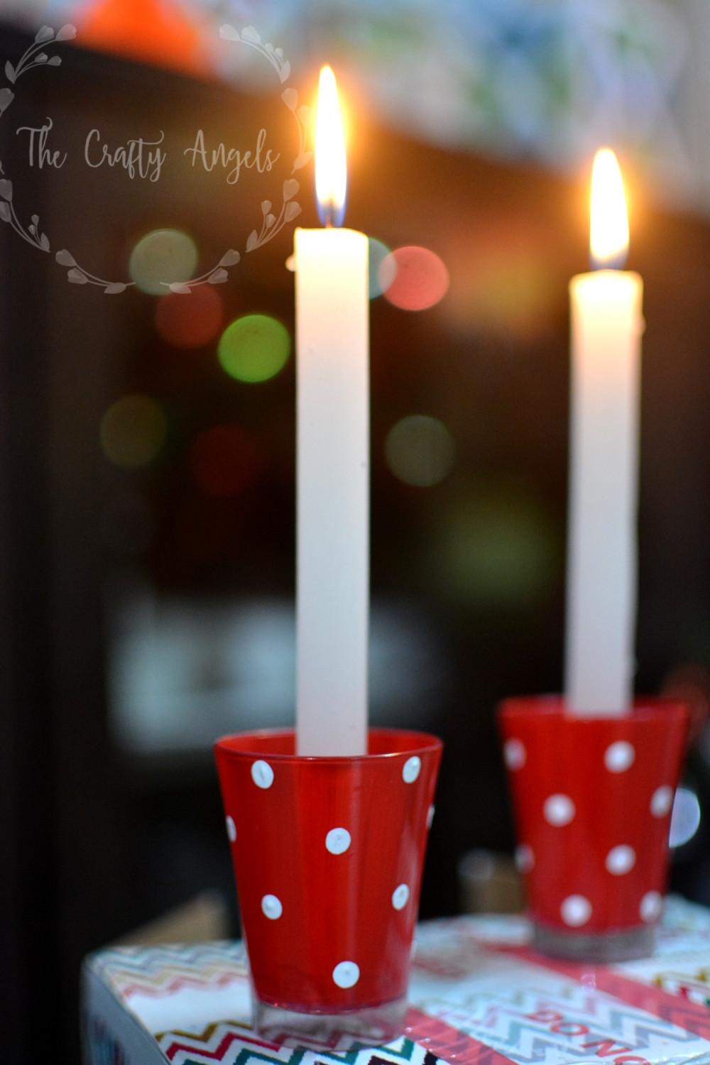 Diy Advent Candle Holder Ideas