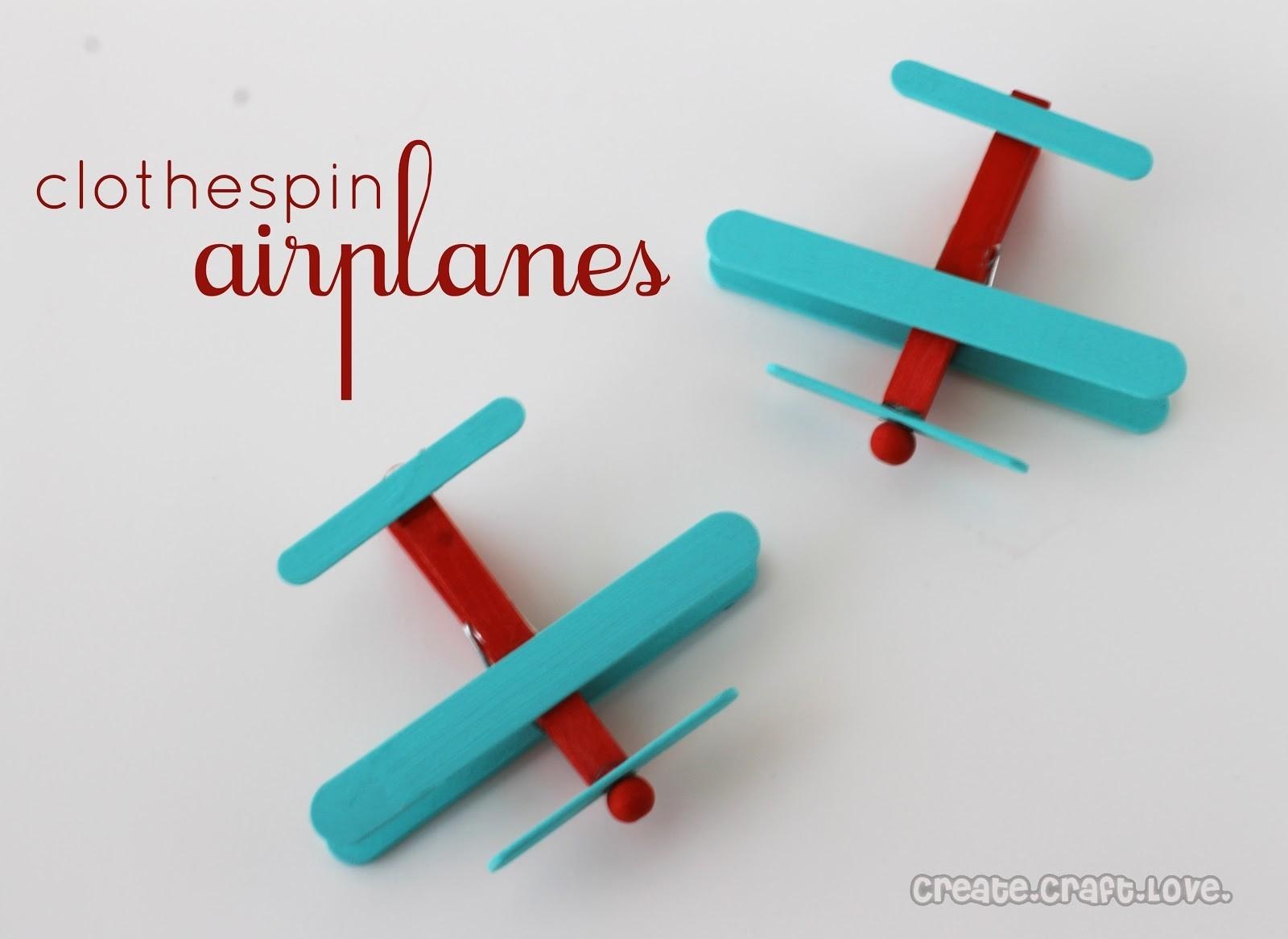 Diy Airplane Party Favors