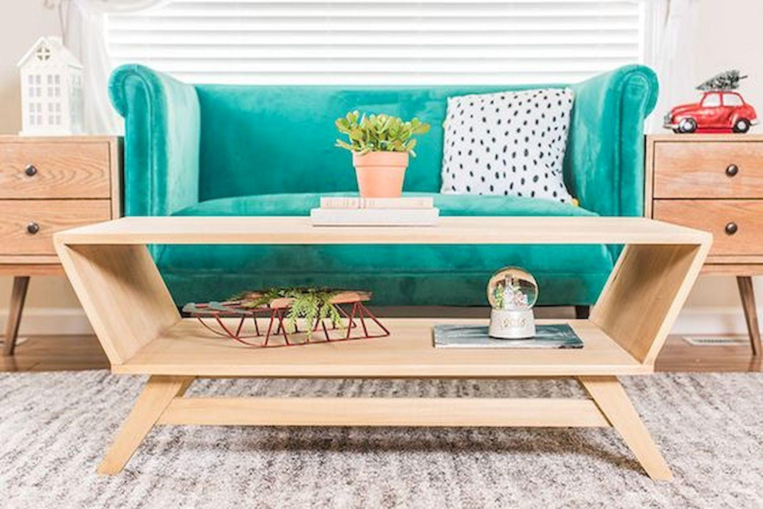 Diy Apartment Coffee Table Makeover Ideas Livingmarch