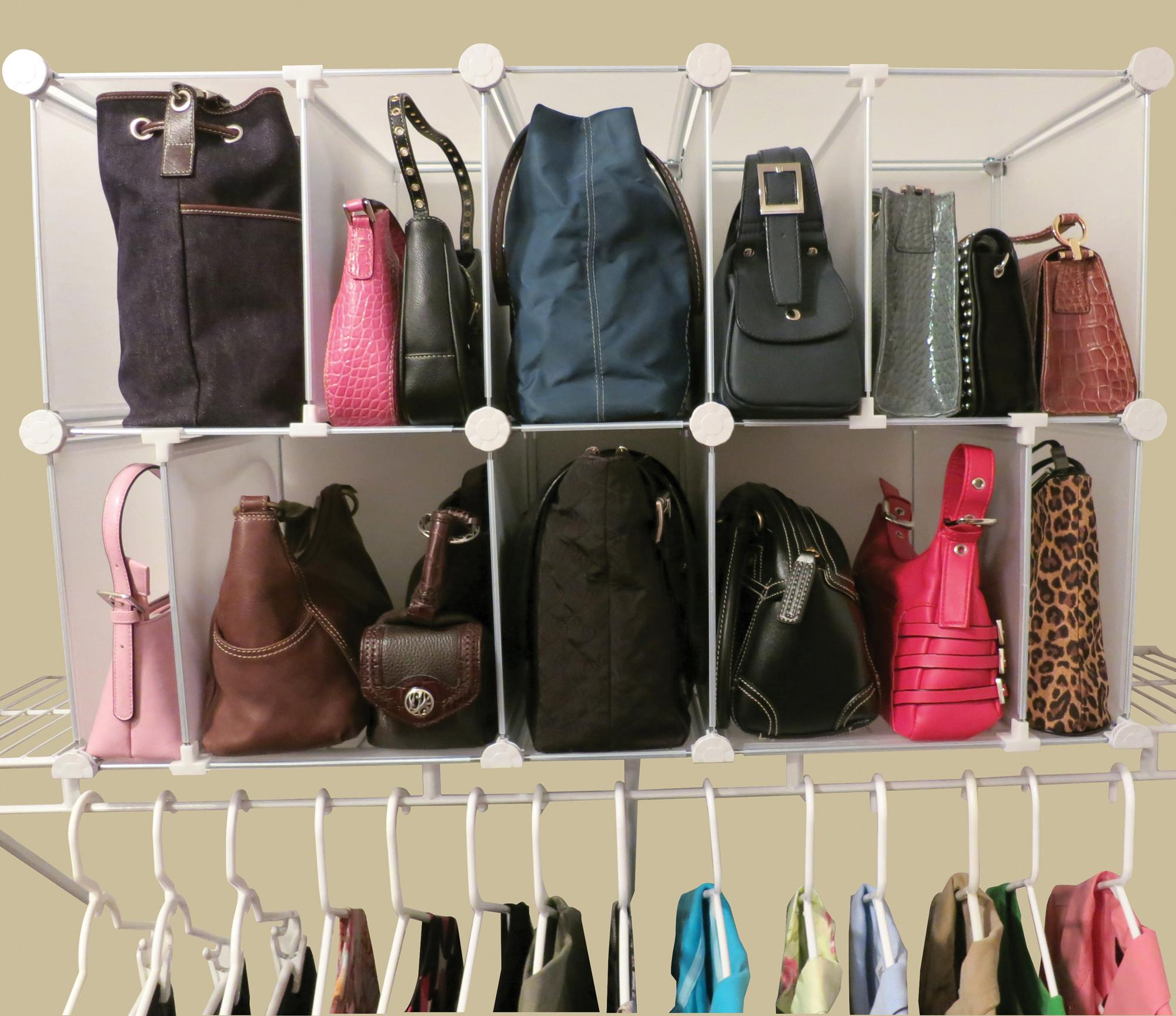29 Fantastic More Practical Bag Storage Ideas That You Cant Dislike Incredible Pictures Decoratorist