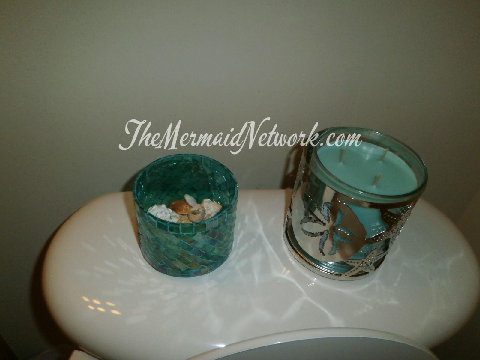 Diy Bathroom Decor Part Mermaid Network