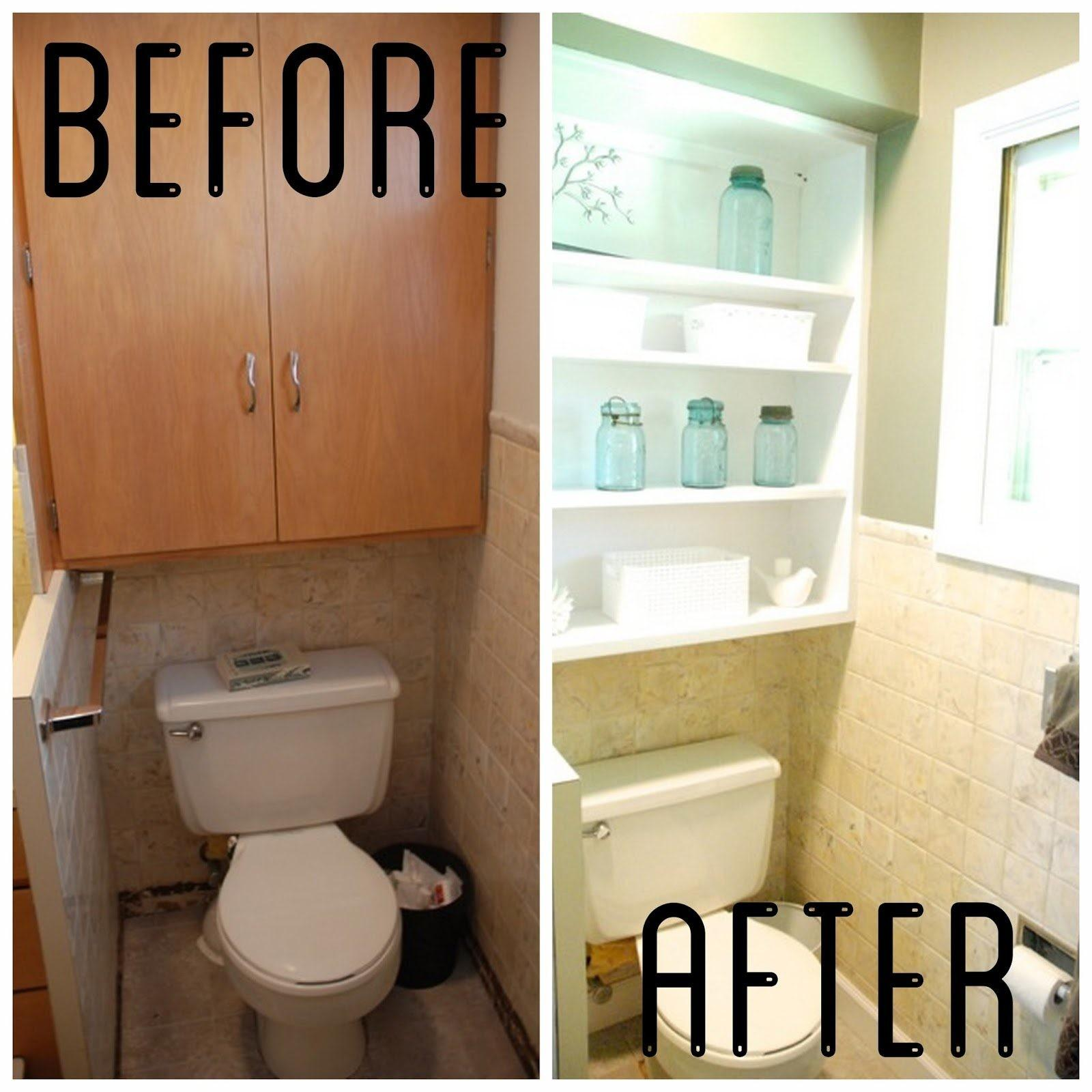 Diy Bathroom Ideas Interior Design Storage Small Rental