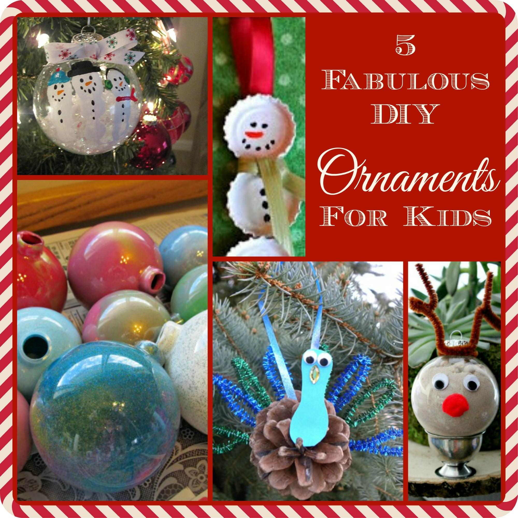 Diy Beaded Christmas Ornament Make Loversiq