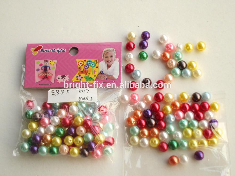 Diy Beads Toy Set Wholesale Heart Shaped