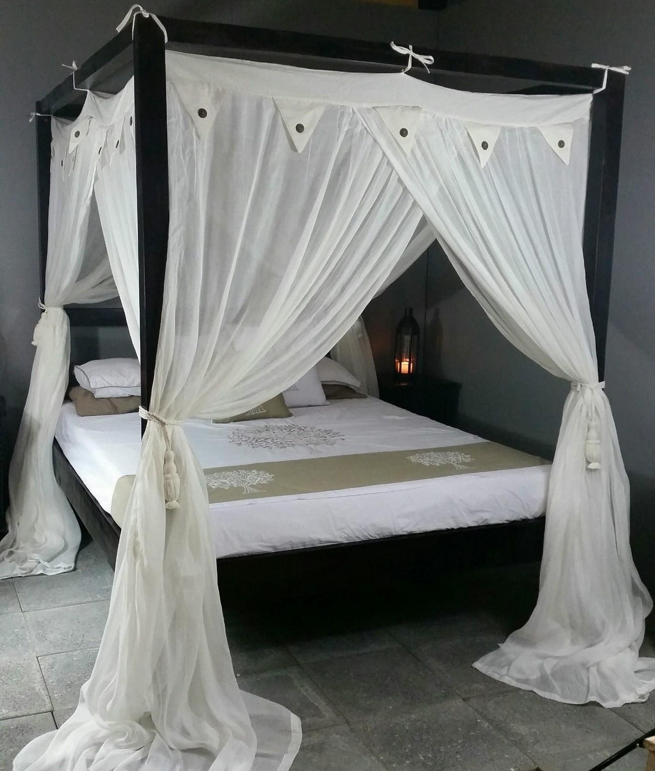Diy Bed Canopy Make Magical
