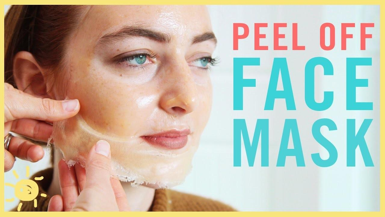 Diy Best Peel Face Mask Moms