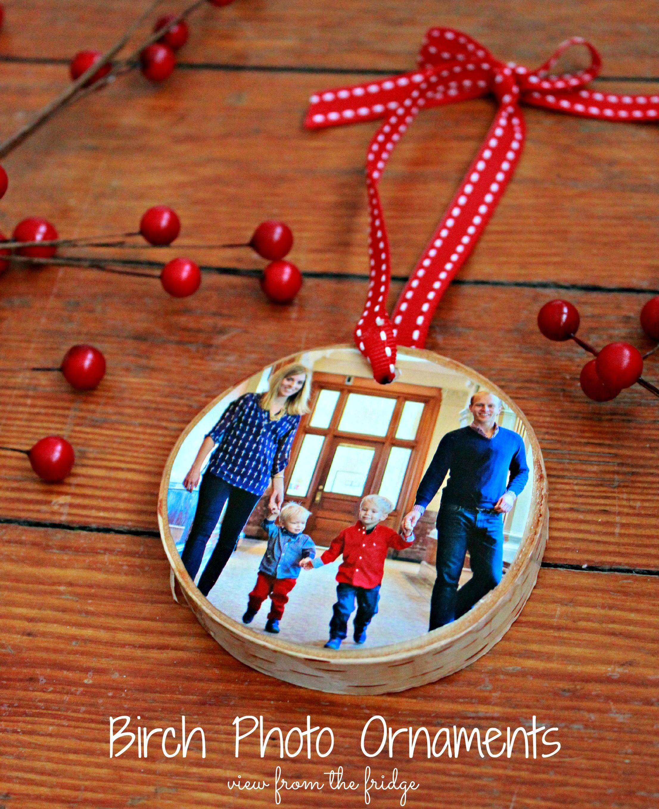 Diy Birch Ornaments Fridgeview