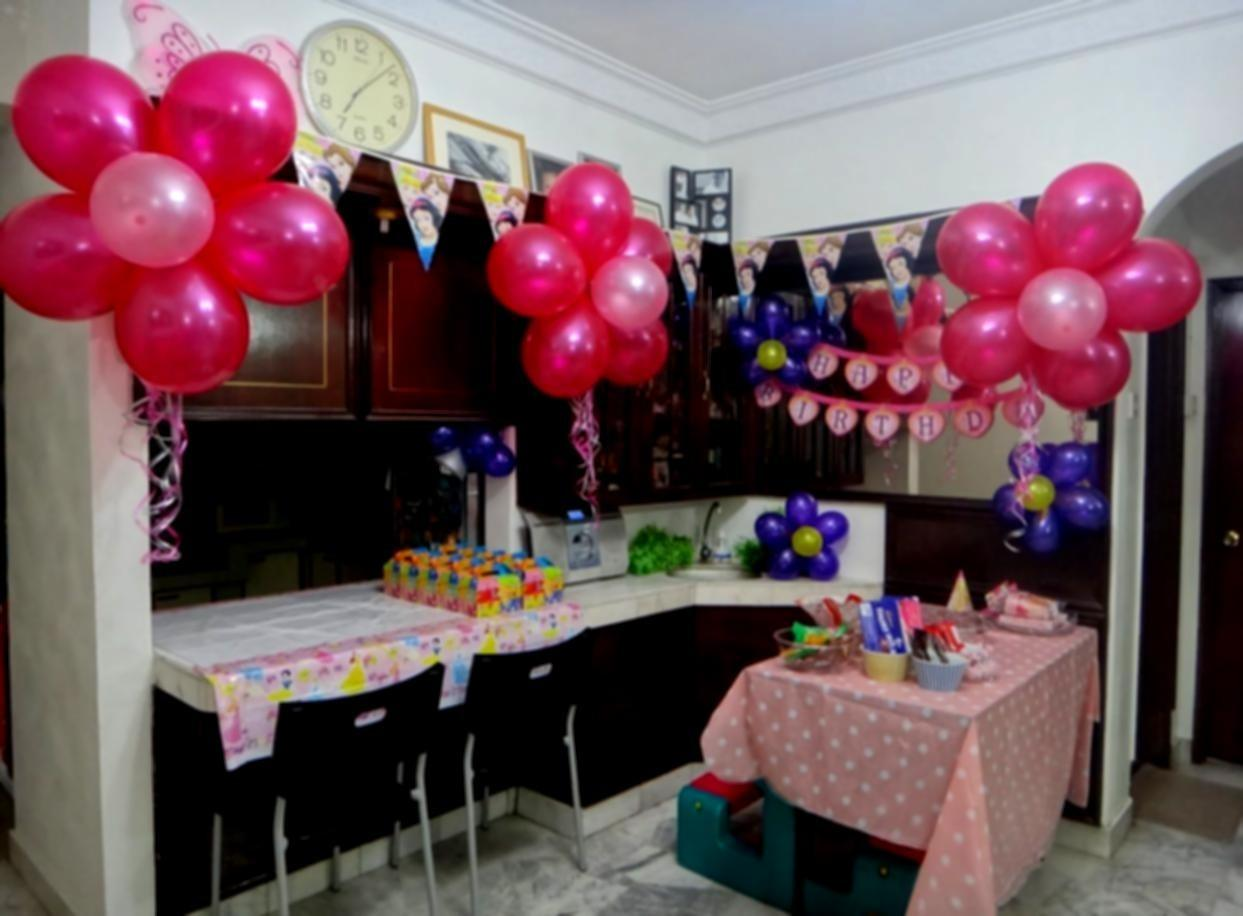 Diy Birthday Party Decorations Decoration Ideas Princess