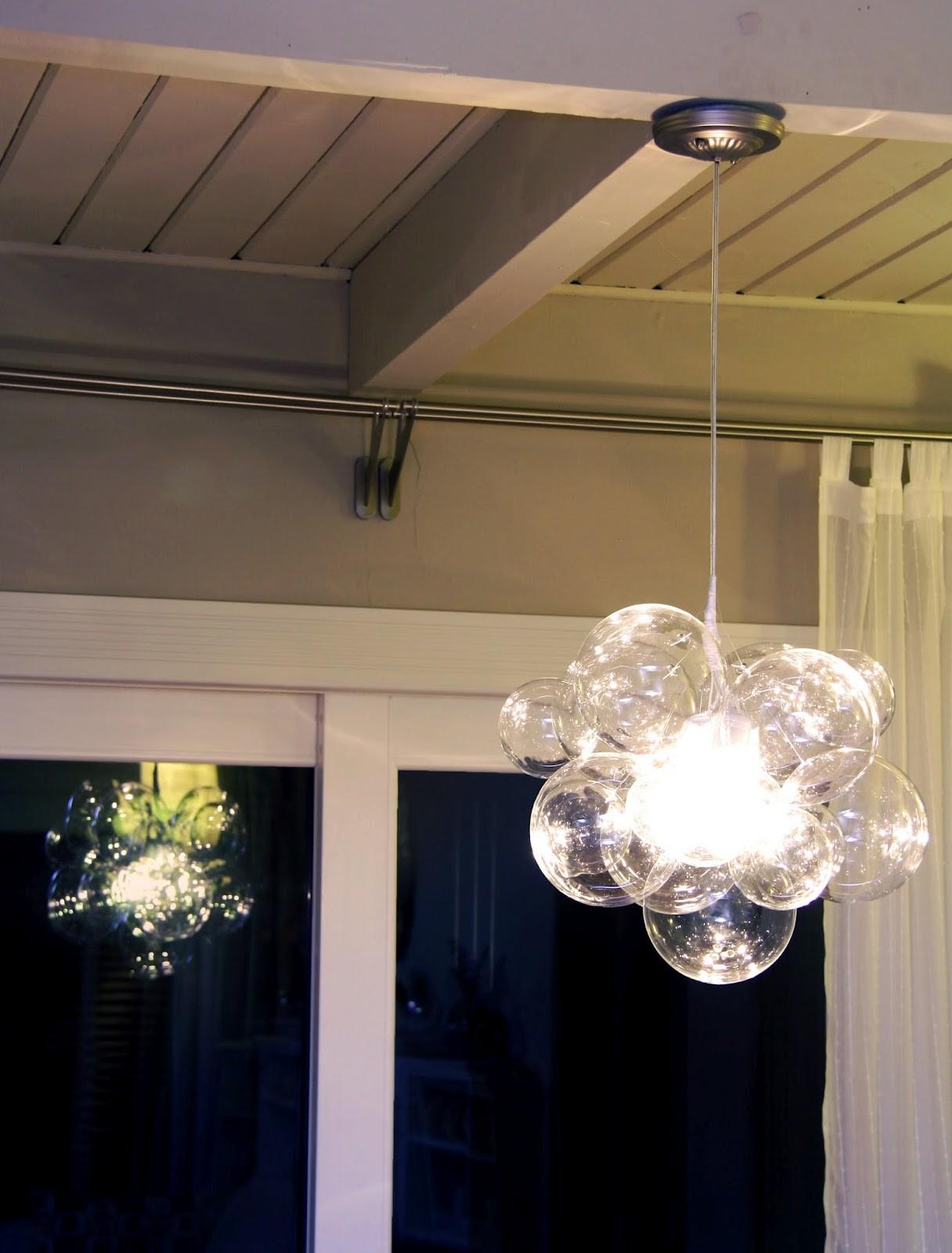 Diy Bubble Ball Chandelier Swing Cocoa Show
