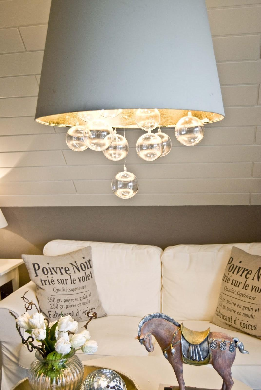 Diy Bubble Chandelier Jara Lampshade Hackers