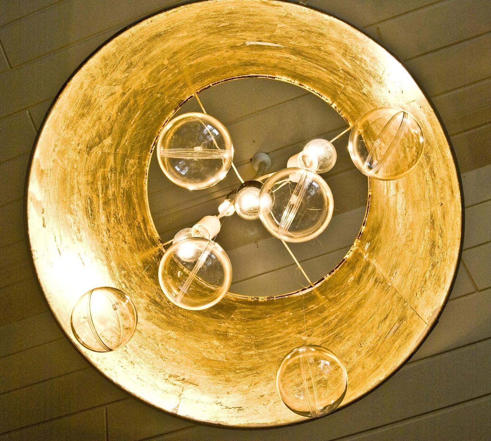 Diy Bubble Chandelier Lampshade