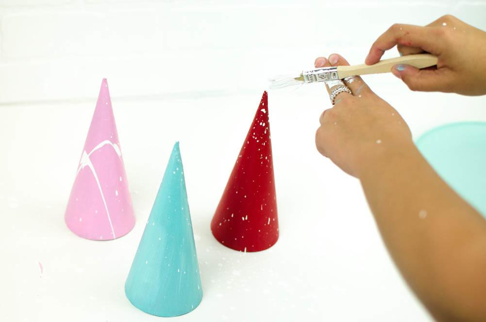 Diy Cake Stand Christmas Little Craft Your Day