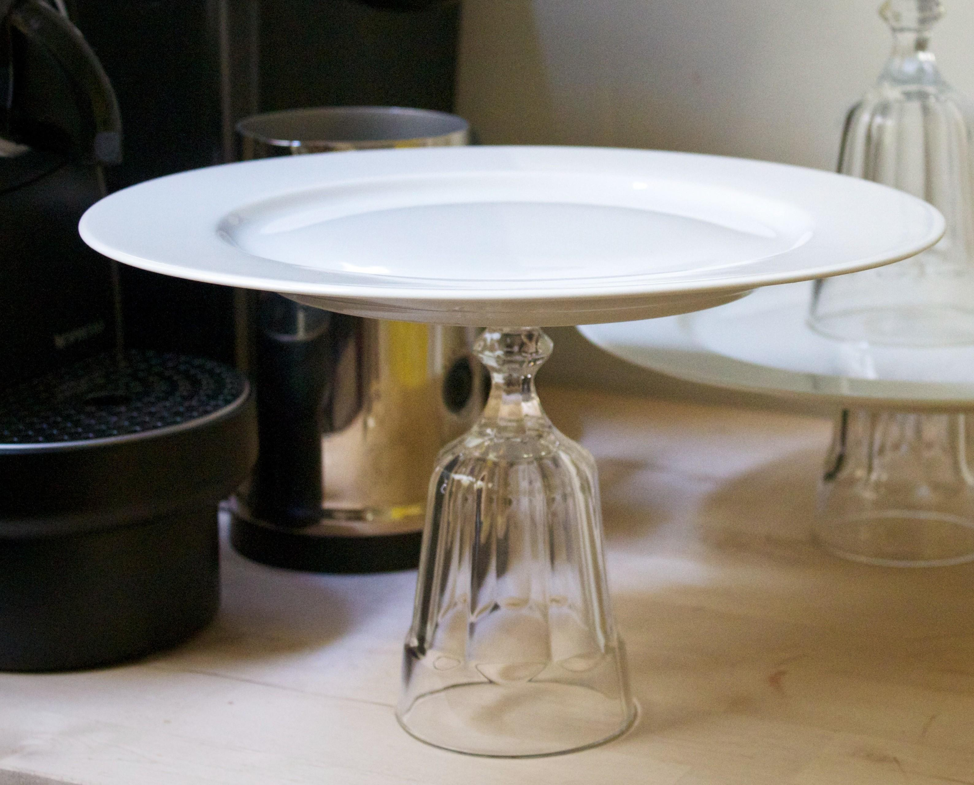 Diy Cake Stand Project Home Schooled Baking