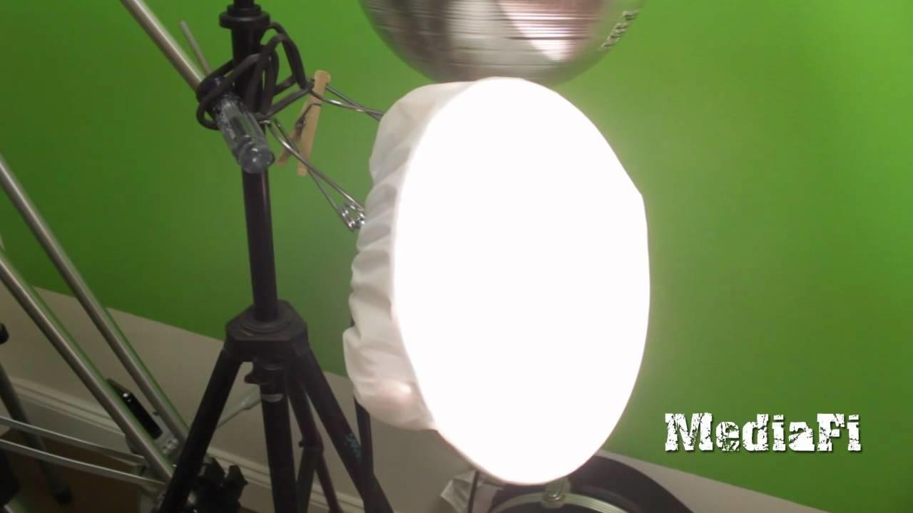 Diy Camera Lighting Idea Under Works Like