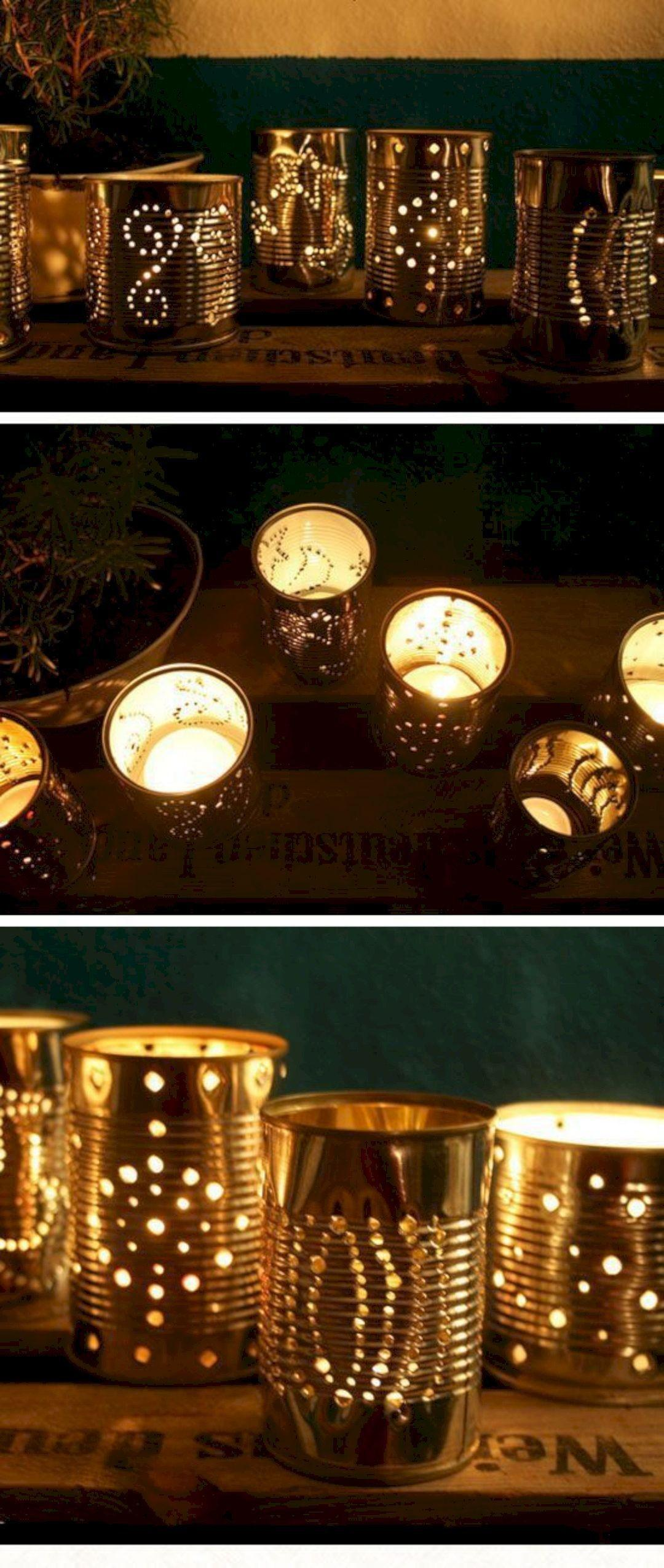 Diy Candle Holders Decorate Your Home Futurist