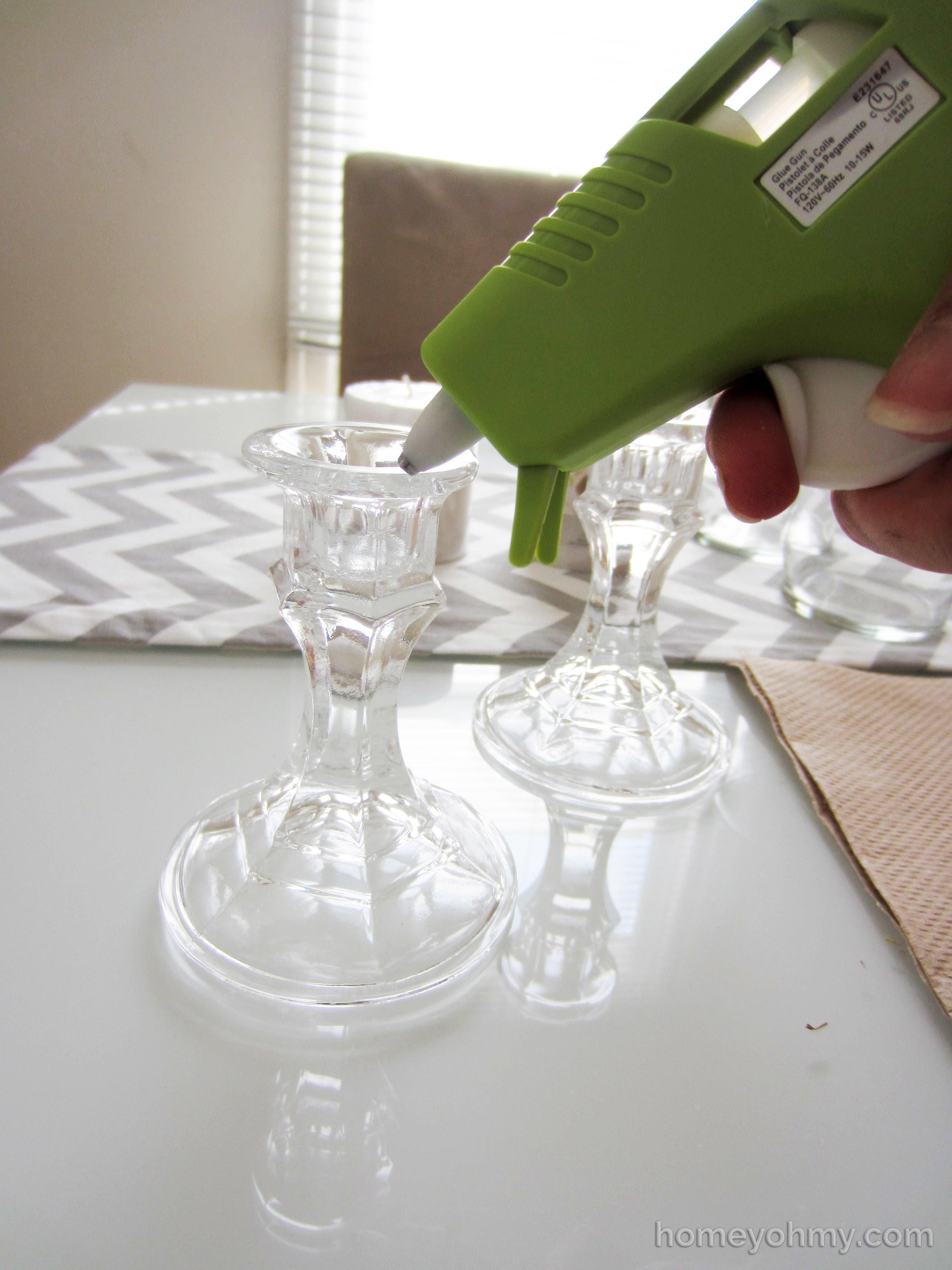Diy Candle Holders Homey