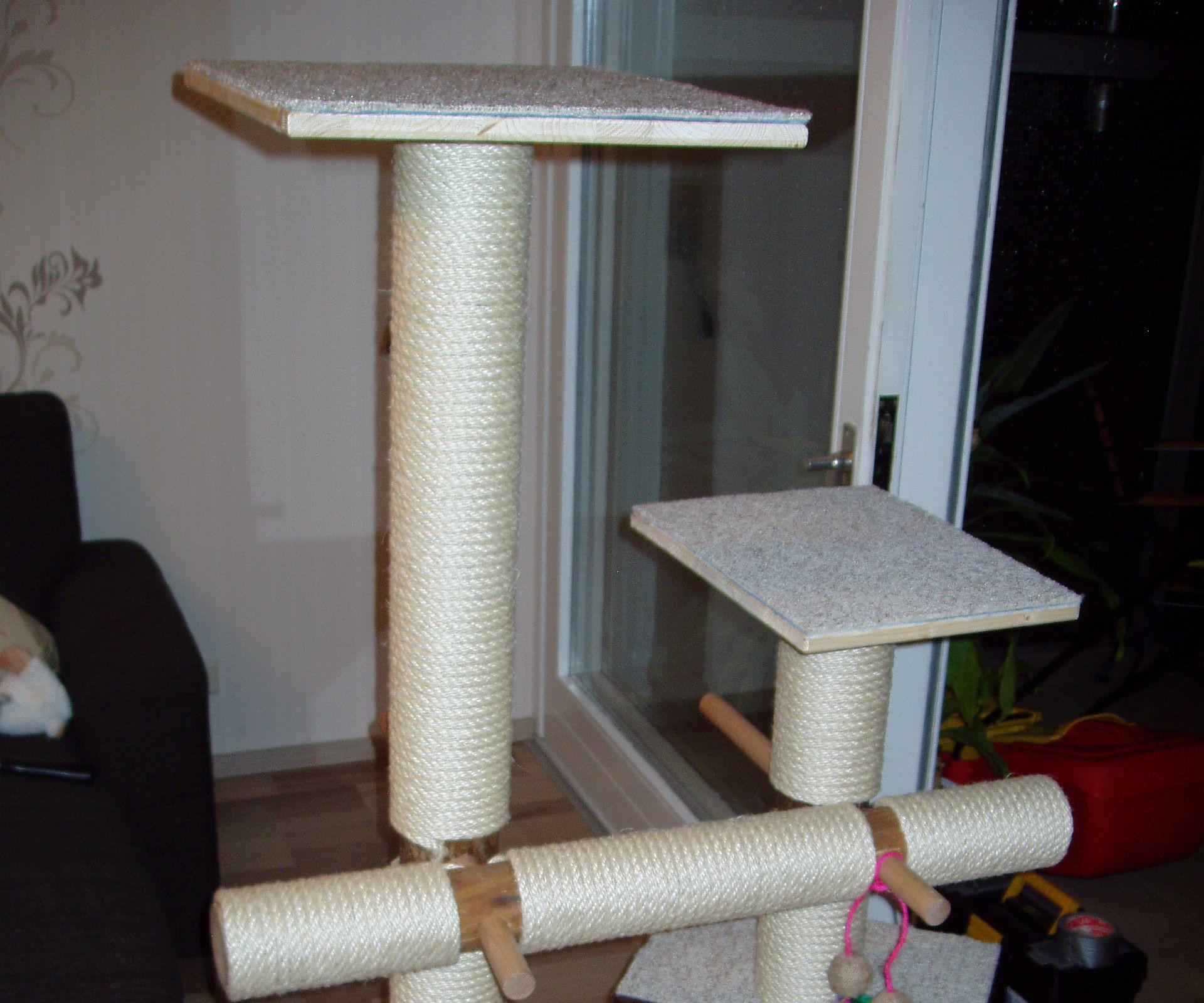 Diy Cat Tree Hammock