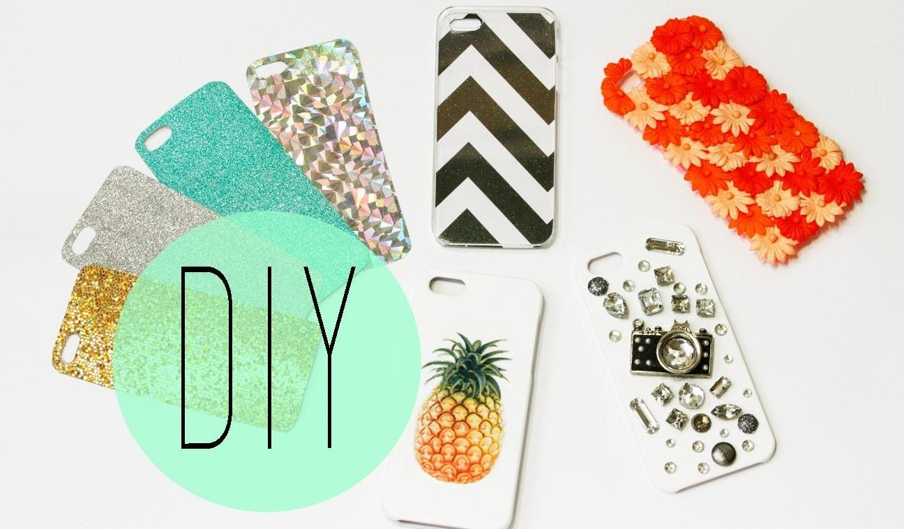 Diy Cell Phone Case Make Cute Iphone Designs
