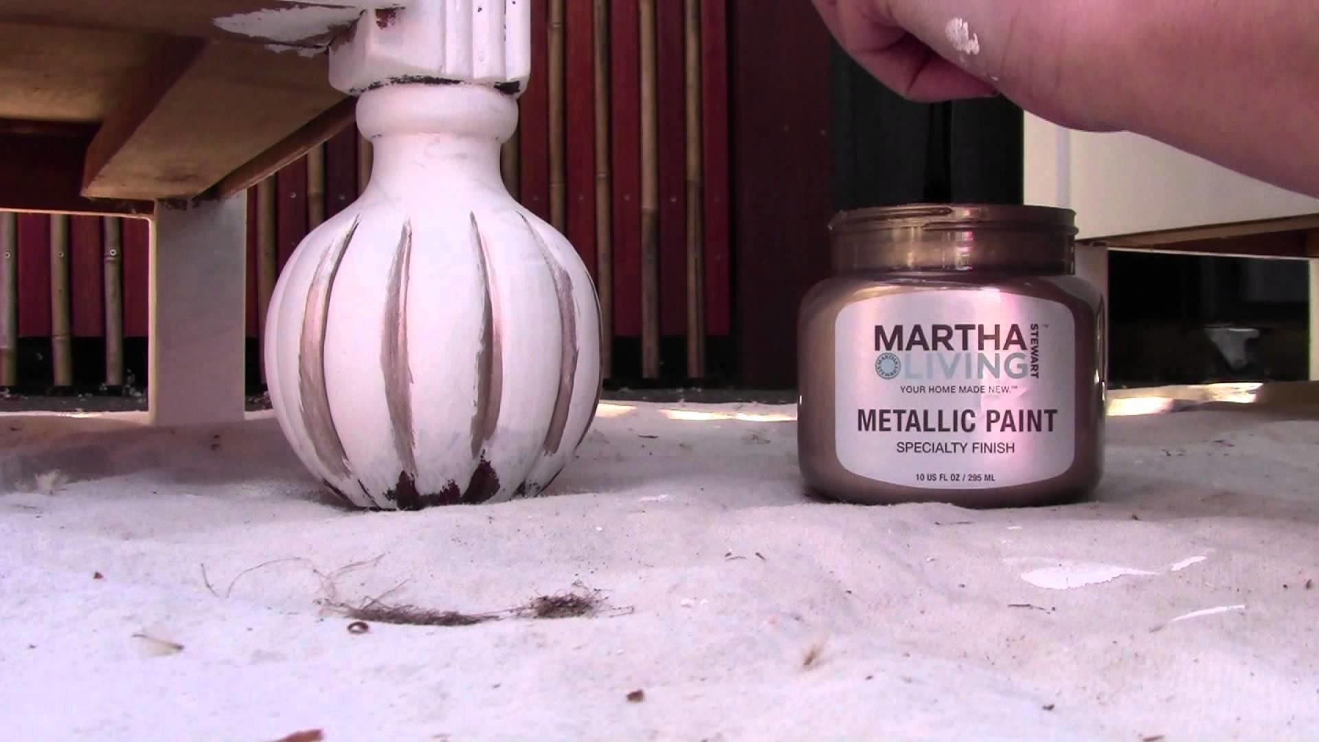 Diy Chalk Paint Shabby Chic Furniture Refinishing