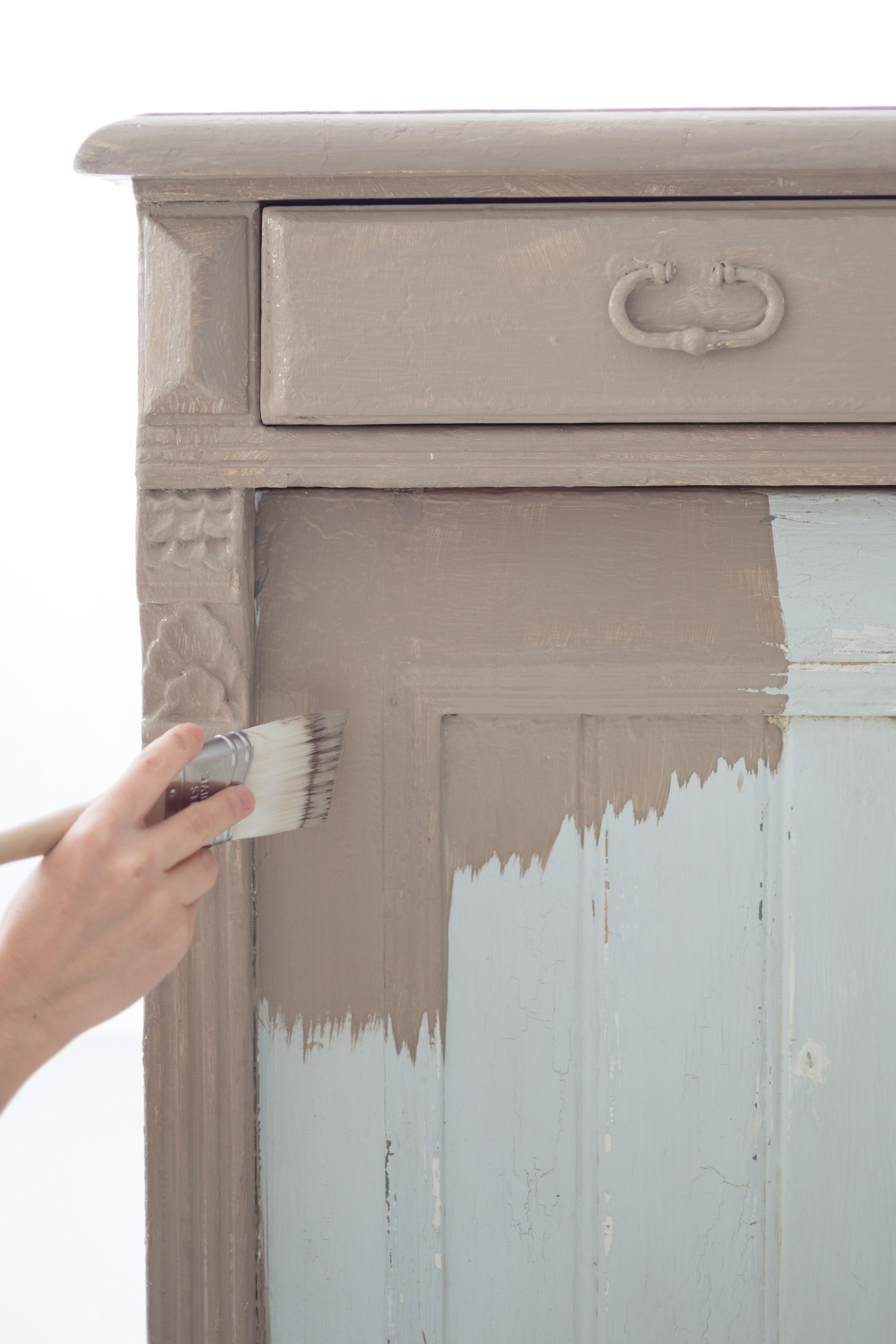 Diy Chalk Paint Tutorial Fresh American Style