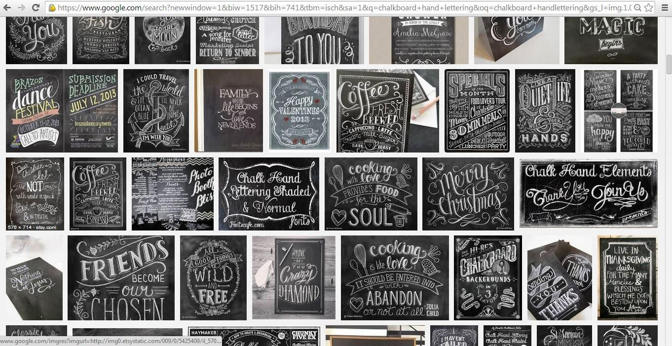 Diy Chalkboard Hand Lettering Decal Tutorial Bless