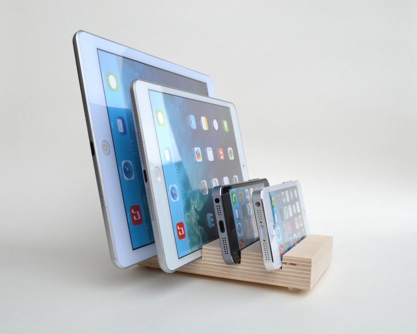 Diy Charging Station Handmade Your Gadgets