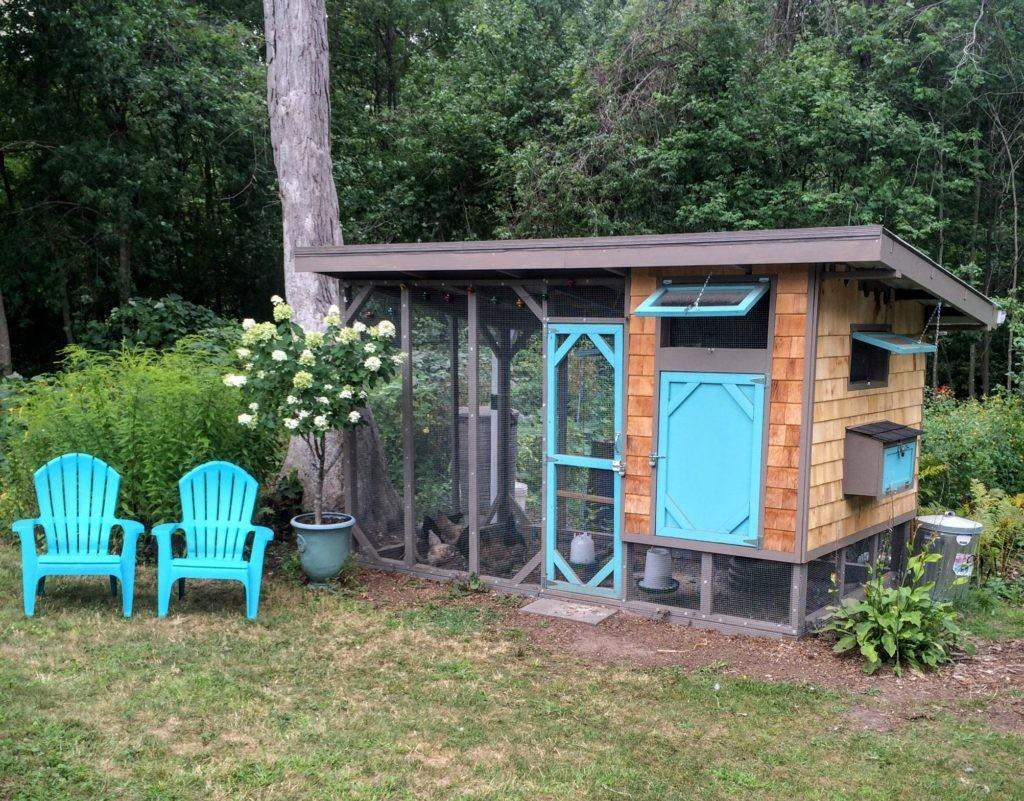 Diy Chicken Coop Plans Pampered Mama