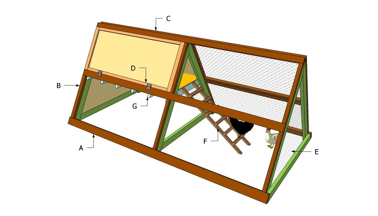 Diy Chicken Coop Plans Search