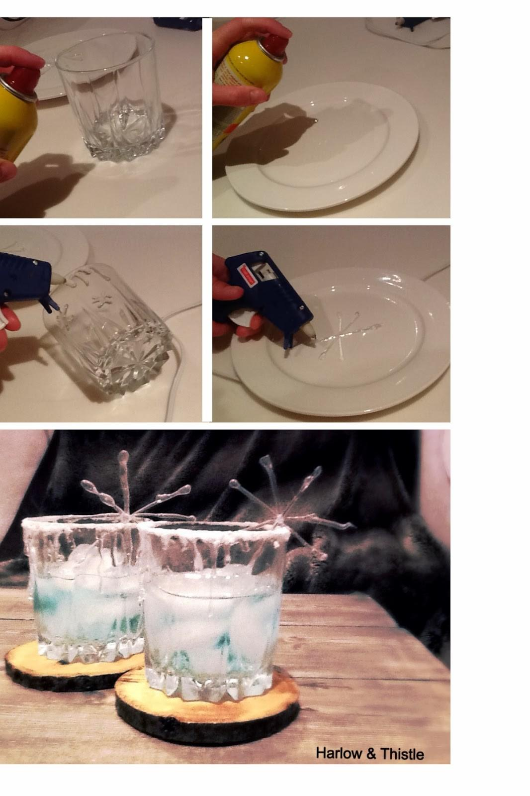 Diy Christmas Cocktails Harlow Thistle Home Design